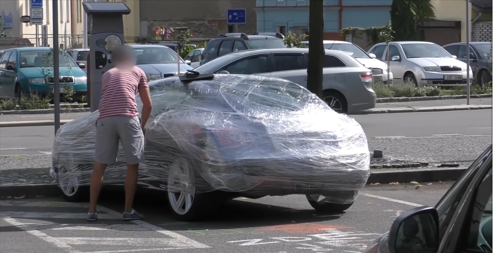 Vodič parkoval na mieste pre invalidov. Dostal krutý trest