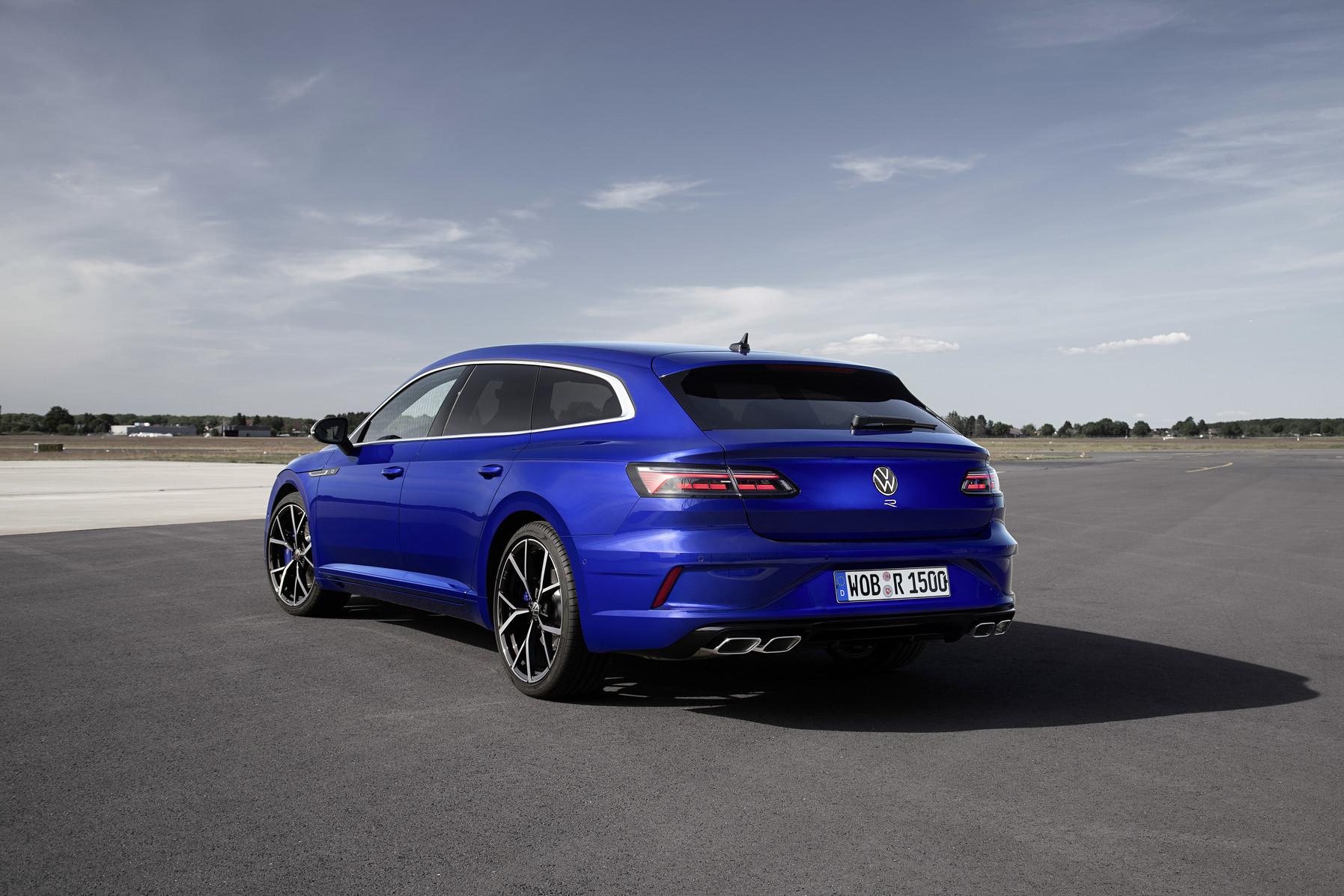 Volkswagen Arteon oficiálne prichádza aj s karosériou Shooting Brake