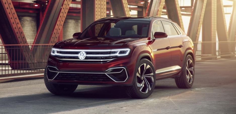 "Volkswagen Atlas Cross Sport je nové ""Coupé"" SUV pre Ameriku"