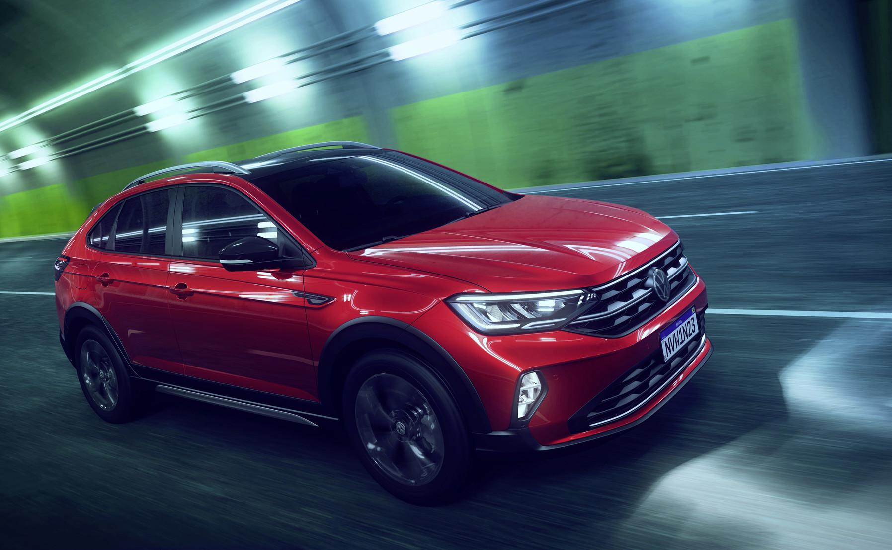 Volkswagen Nivus oficiálne predstavený, príde aj do Európy
