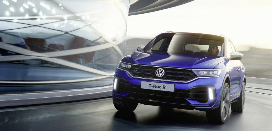Volkswagen T-Roc R: Okorenená verzia v predpredaji aj u nás. Vieme cenu