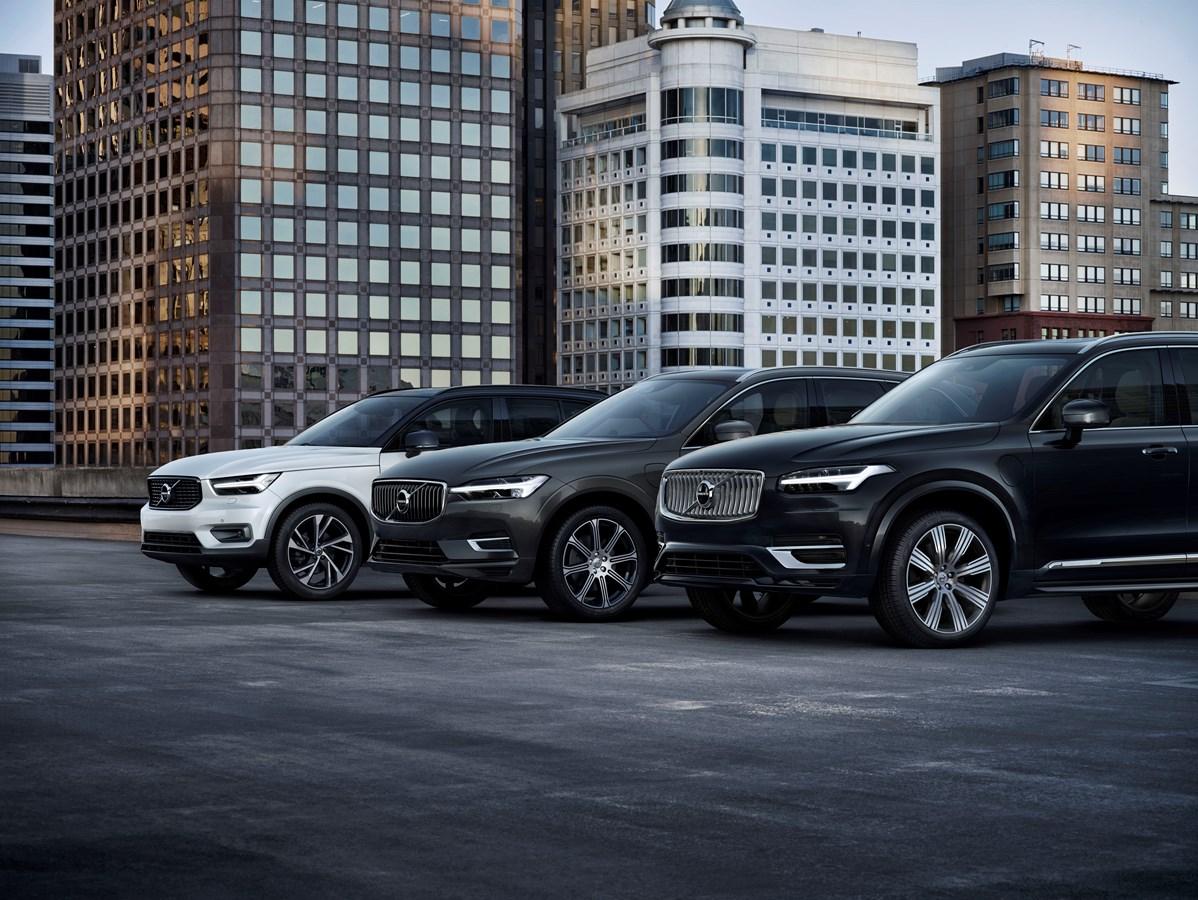 Volvo prekonáva krízu, jeho predaje výrazne rastú
