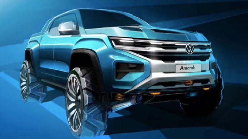 VW Amarok sa od svojej dvojičky Fordu Ranger výrazne odlíši