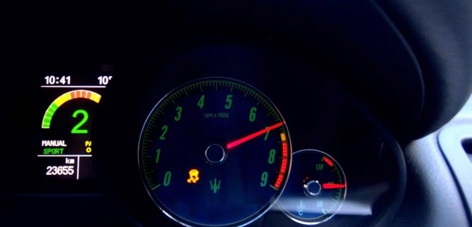 Zapnite si zvuk. Prinášame prvé zábery z testu Maserati GranTurismo Sport V8