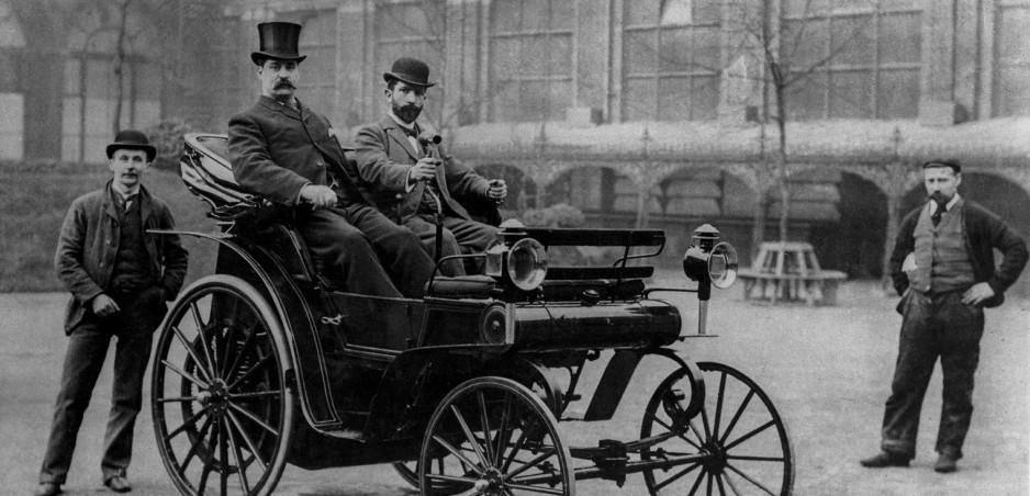 Zaujímavosti motorizmu 1: Prvá pokuta za rýchlosť je stará 124 rokov