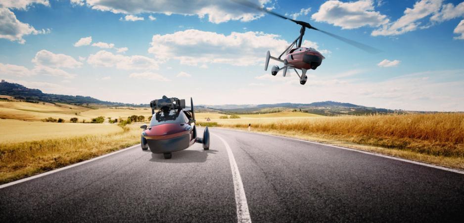 Ženeva predvedie lietajúce auto. Už má aj cenovku