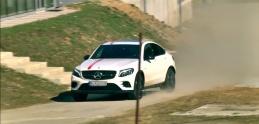 Mercedes GLC Coupe 43 AMG: Keď sa rýchlosť a praktickosť stretnú niekde na pomedzí.