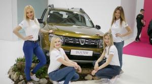 Autosalón v Bratislave: Slovenky sú najkrajšie!