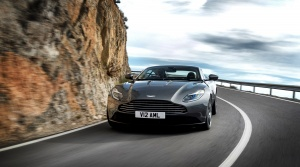 Aston Martin DB11: Predznamenanie veľkých zmien.