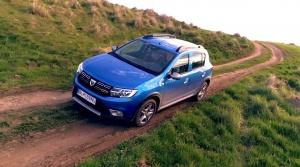 Test: Dacia Sandero Stepway sa nezľakne rozbitých ciest