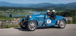 Podujatie Mille Miglia bolo o rýchlosti, dnes je o elegancii veteránov