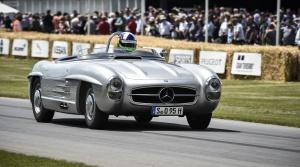 Jeden z najvzácnejších veteránov Mercedesu má svojho nástupcu