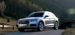 Test: Audi Q5 poslúžilo ako taxi pre lyžiara na tráve