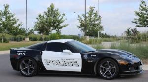 Predtým mafiánske, teraz policajné časť 2. VTexase sa tešia znového Corvette