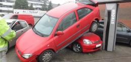 Keď parkovanie nevyjde úplne podľa predstáv