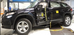 Nárazové testy Euro NCAP má za sebou Kodiaq, Micra a Suzuki Swift