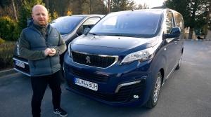Vyskúšali sme dve verzie sesterských úžitkových áut Toyota Proace a Peugeot Traveller