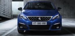 Peugeot zverejnil nové fotografie modernizovaného modelu 308