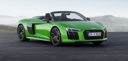 Audi R8 Spyder V10 plus je najrýchlejší sériový kabriolet značky