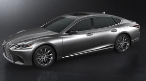 Aj Lexus LS 350 dostane 10-stupňovú prevodovku