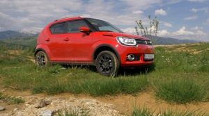 Test: Vyskúšali sme Suzuki Ignis v blate a teréne