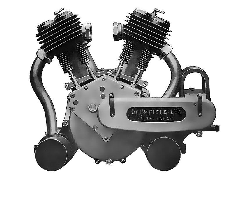 V6 motor standardny