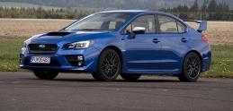 Test: Subaru WRX STI - legenda pokračuje