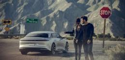 Ďalšia elektrická limuzína: Bude konkurovať nielen Modelu S, ale aj S Class
