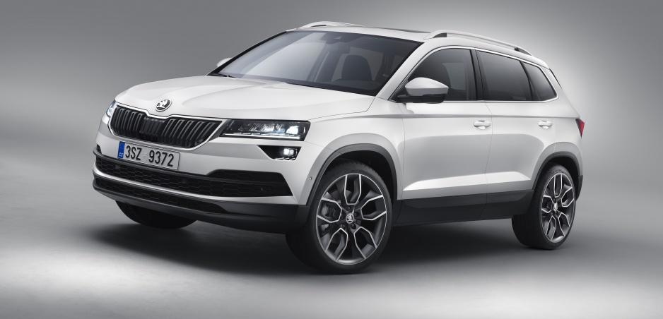 Škoda spustila predpredaj modelu Karoq
