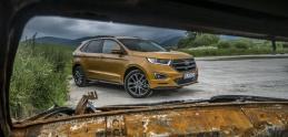 Test: Domovom pre Ford Edge nie je terén, ale diaľnica