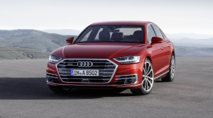 Audi práve predstavuje model A8, sledujte ho naživo