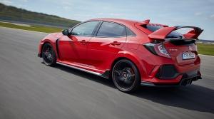 Honda  zverejnila slovenskú cenu Civicu Type R