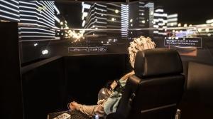 Audi zaujíma, ako využiť čas v robotickom aute