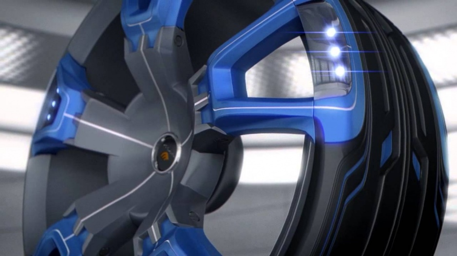 Hybridná pneumatika budúcnosti eMembrane