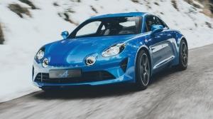 Alpine A110 Premiére Edition absolvuje britskú premiéru