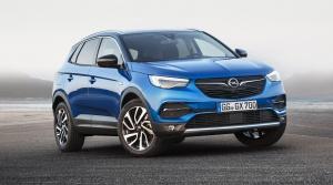 Opel začne s predajom Grandlandu X na jeseň