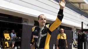 Robert Kubica sa pokúša o návrat do F1