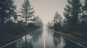 Nordschleife a dážď: Zábava pozerať, strach zažiť