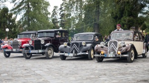 Veteranisti sa na Tatranskom Oldtimeri 2017 vrátili do 30. rokov minulého storočia