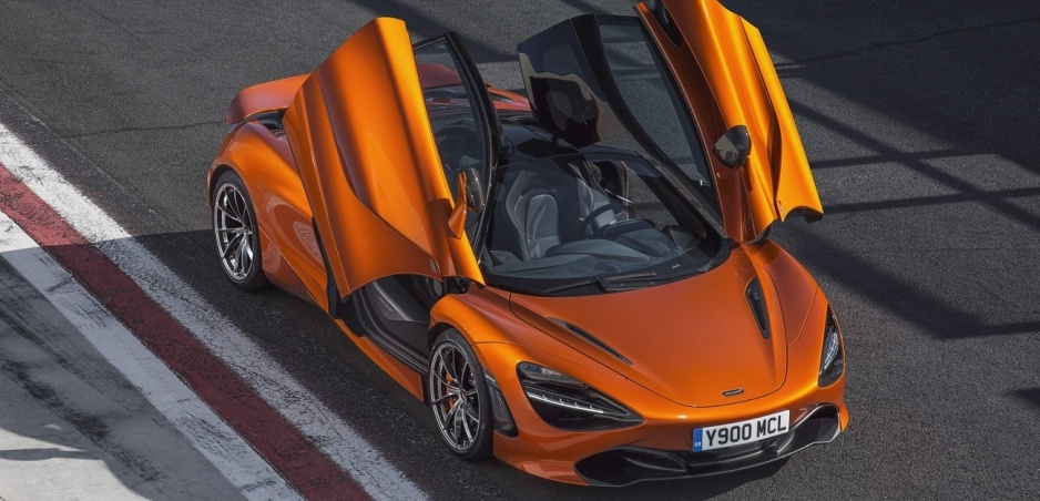 Video: 280 000 kociek lega sa v priebehu minúty zmenilo na McLaren 720S