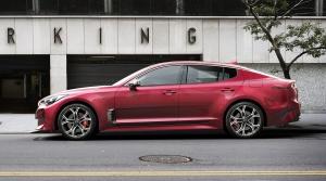 Kia prezradila cenu športového modelu Stinger pre Austráliu