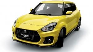 Suzuki ukázalo nové fotky modelu Swift Sport