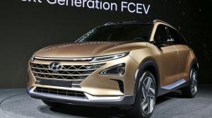Hyundai Next Generation FCEV odhaľuje blízku vodíkovú budúcnosť značky