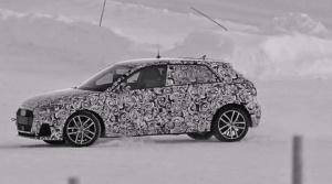 Nové Audi A1 narastie a bude konkurenciou pre Mini