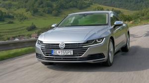 Test: Vo Volkswagene Arteon môžete zabudnút na plyn aj brzdu