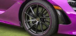 Z tohto McLarenu na zákazku vám padne sánka