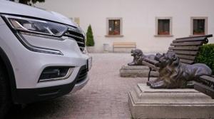 Test Renault Koleos: Z parížskeho móla na slovenské cesty