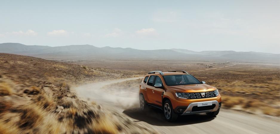 Dacia Duster 2018: Viac Duster ako predtým!
