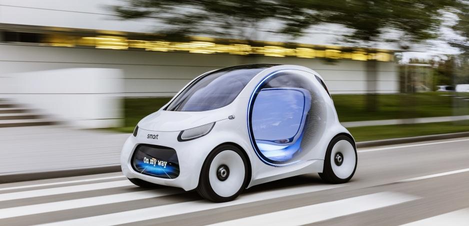 Autonómna vízia Smartu: Takto vyzerá budúcnosť car sharingu