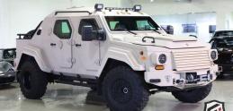 Terradyne Gurkha: Superodolné auto z Robocopa môže byť vaše